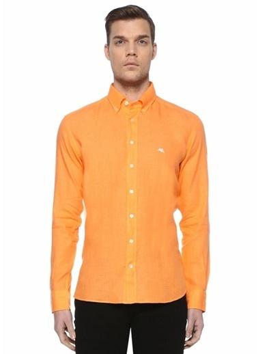 Etro Gömlek Oranj